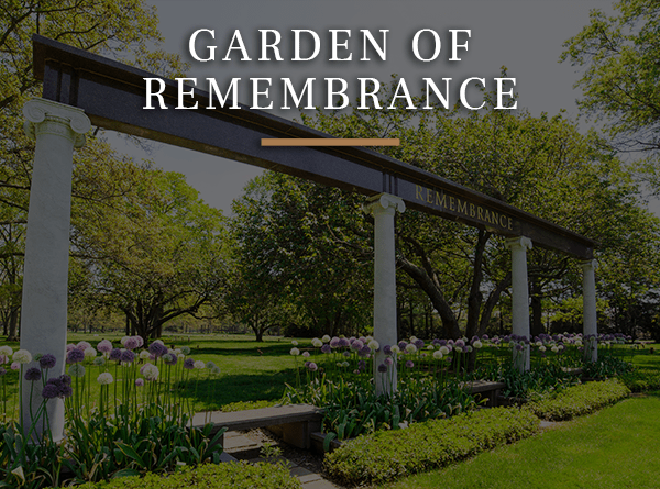 Garden of Remembrance Hover button