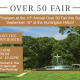 Over 50 fair event image
