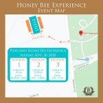 Honey Bee Experience Event Map